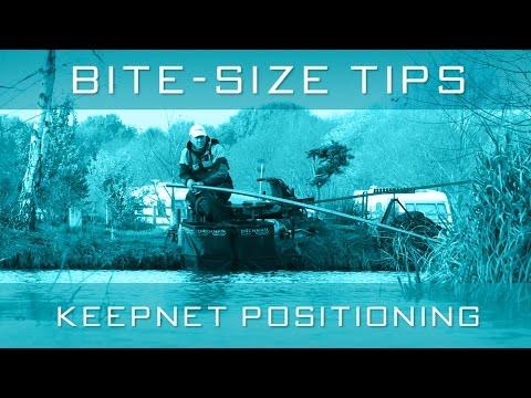 Bite-Size Tips: Keepnet Positioning