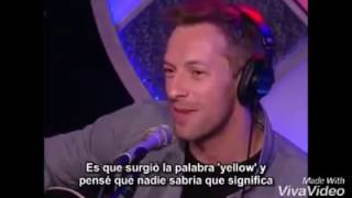 La historia de la canción Yellow de Coldplay