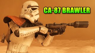 Star Wars Battlefront Brawler Loadout CA-87 Shock Blaster Shotgun
