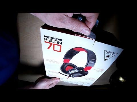 Choosing a Nintendo Switch headset | Turtle Beach Recon 70 wired headset | Battle Royale Edition!