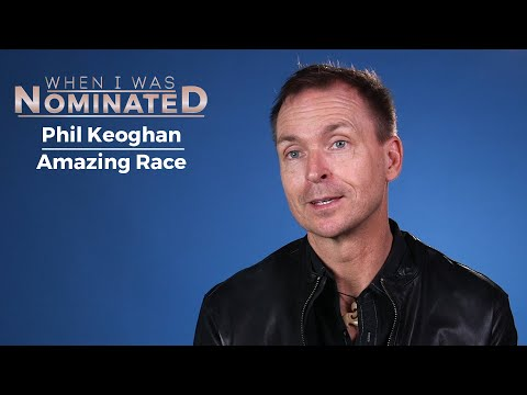 When I Was Nominated Emmys Edition: Phil Keoghan