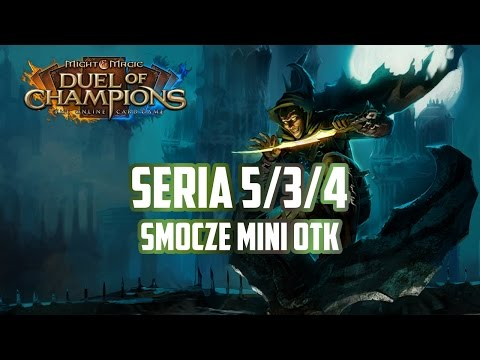 Might & Magic Duel of Champions - Seria 5/3/4 standard - Top Deck - Smocze mini OTK