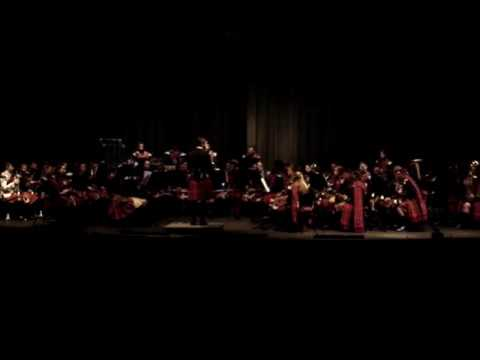 Scotland High School Symphonic Band - Thursday, May 25, 2017