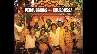 Percussions de kouroussa - djina - Esprit Mandingue