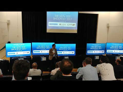 2017 TV Shootout Results: LG, Panasonic & Sony OLED vs Samsung QLED
