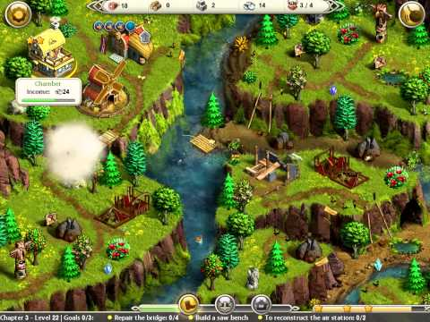 Viking Saga 2: New World - Level 22