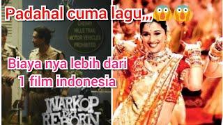 Lagu india ini setara dengan biaya 1 produksi film di indonesia # PART 1