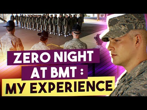ZERO NIGHT AT BMT: My experience