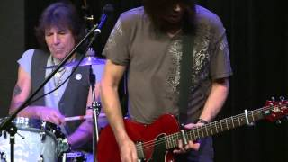The Pat Travers Band - Red House (Bing Lounge)(July 11, 2012 - Pat Travers with