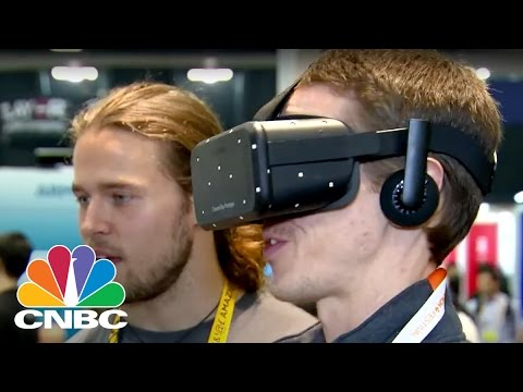 Facebook's Virtual Reality Conference   CNBC