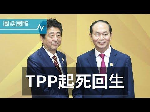 APEC場邊宋楚瑜跟安倍聊什麼?可能是「新版TPP」
