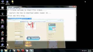 Gambar cover How to download Adobe reader 10