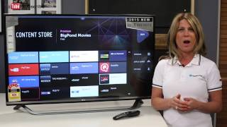LG 43UF770T 43 inch 4K Ultra HD Smart LED LCD TV reviewed by product expert - Appliances Online
