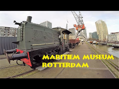 Rotterdam city tour Maritiem Museum 10-01-2016 dag 2