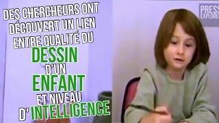 Les dessins de vos enfants : des indicateurs de leur intelligence actuelle et future ?
