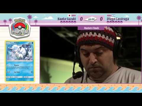 2017 Pokémon World Championships: TCG Masters Finals