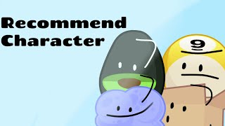 BFB Trivia 9: Recommended Character