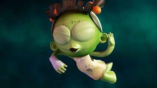 Spookiz | Падающий с неба | Мультфильмы для детей | Полные эпизоды | WildBrain