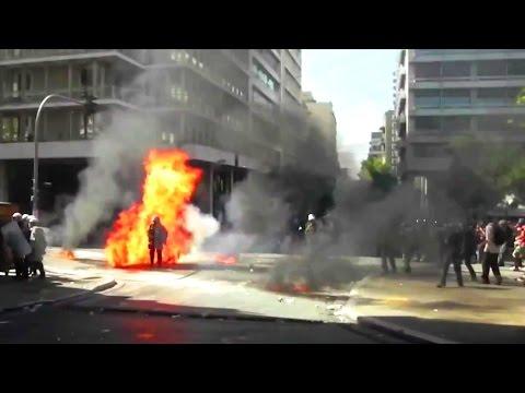 Mein Krawall - Polizeigewalt und Widerstand (Web-Doku)