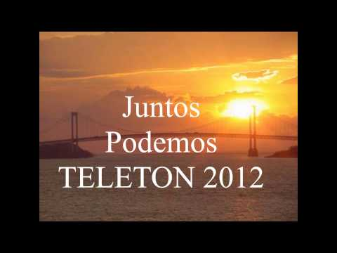 Al TELETON 2012 Juntos Podemos Travel Video