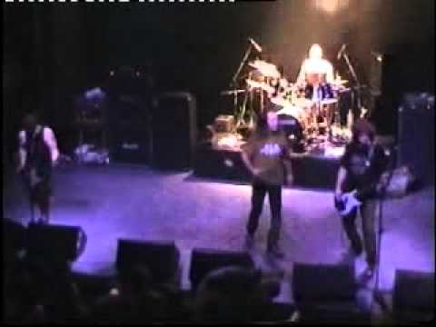 D.R.I. live in athens - gagarin - 14.09.2003