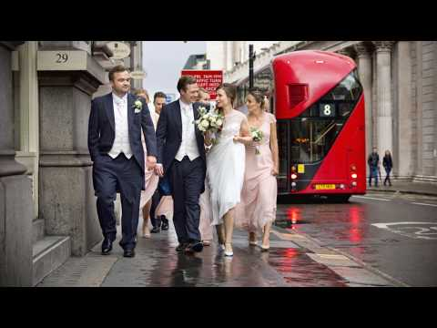 Abi & Ed's London Wedding