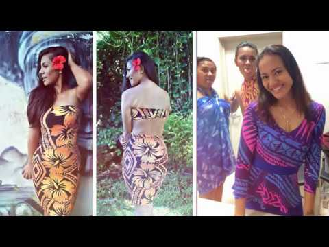 A Samoa - Exclusive by Off Da Rock - American Samoan design fashion clothing