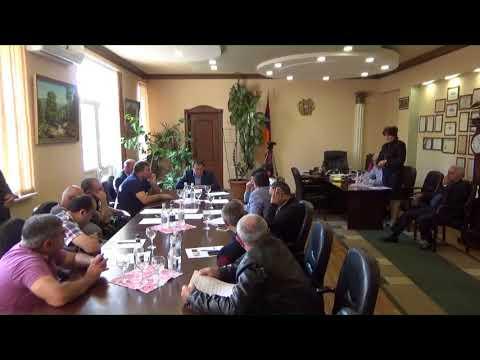 11.10.2019թ. Ստեփանավան համայնքի ավագանու արտահերթ