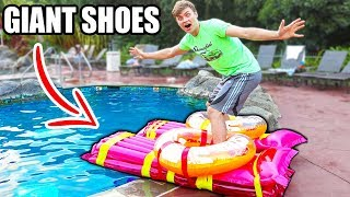 WALKING ON WATER!! (WILL THIS WORK??)