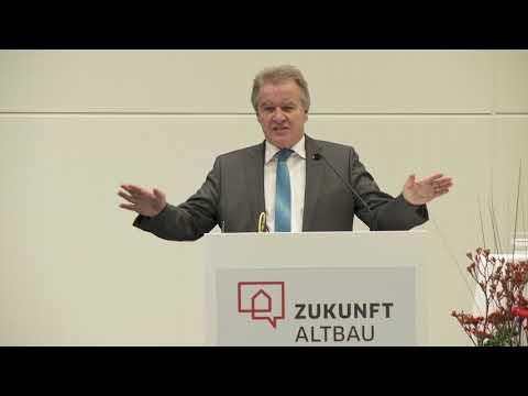 Herbstforum Altbau 2017 - Aktuelle Energie- und Klimapolitik in Baden-Württemberg