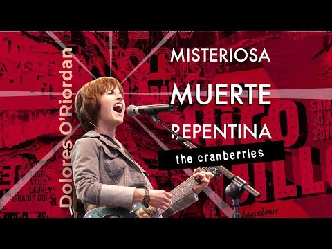 The Cranberries pierde la voz de Dolores O´Riordan