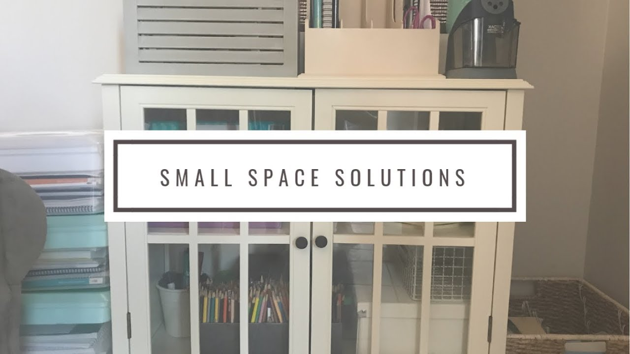 Small Space Organization Homeschooling In A Small Space Organization Tour