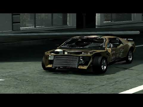 flatout 3 : race with replay 27 with my car of splitter