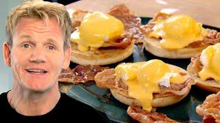 Eggs Benedict The Gordon Ramsay Way