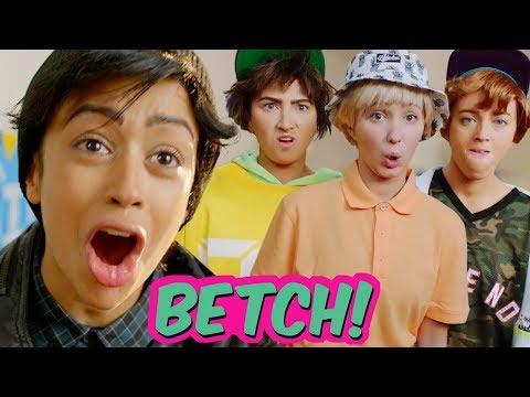 Thumbnail: LIZA KOSHY GETS DETENTION - Betch!