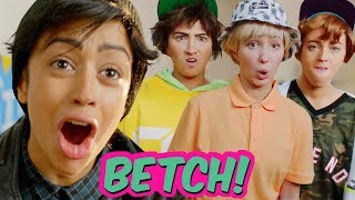 LIZA KOSHY GETS DETENTION - Betch!