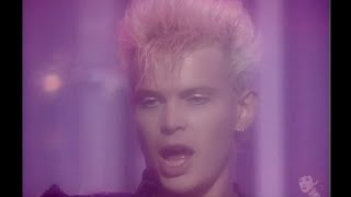 Billy Idol - Eyes Without A Face (Remastered Audio) HD