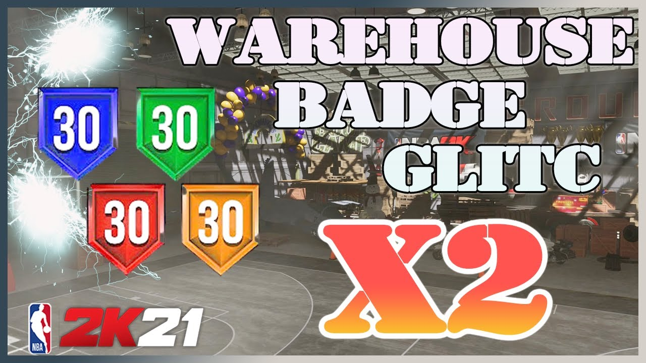 PS5 NEXT GEN NBA2K21 NEW 2X BADGE WAREHOUSE CHALLENGES _ 현진