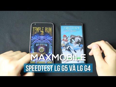So sánh LG G5 và LG G4