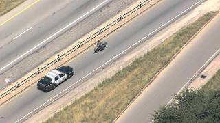 Repeat youtube video Police Chase Harley