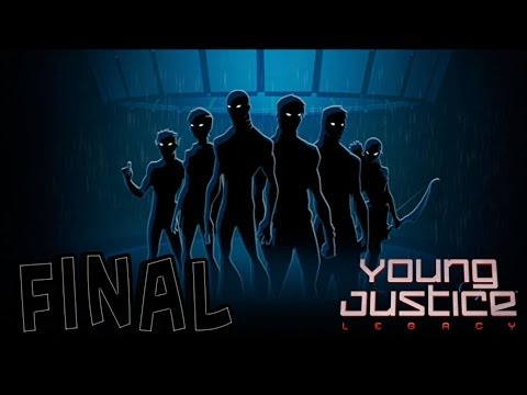 Young Justice: Legacy - Walkthrough - Final Part 36 - Tiamat's Well ...