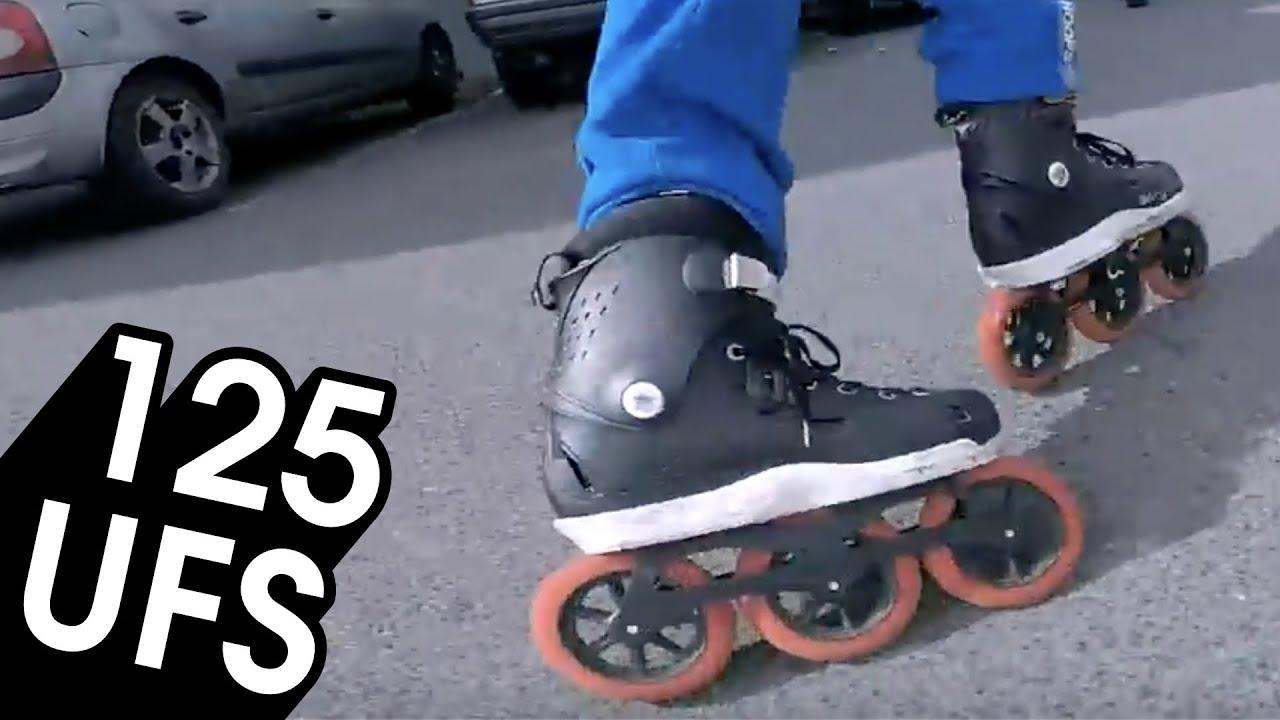 skates UFS 125mm NO inline YES frames OR QWrdxoCBe