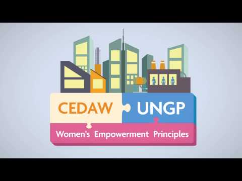 Business and Women's Human Rights: CEDAW, UNGP and WEP