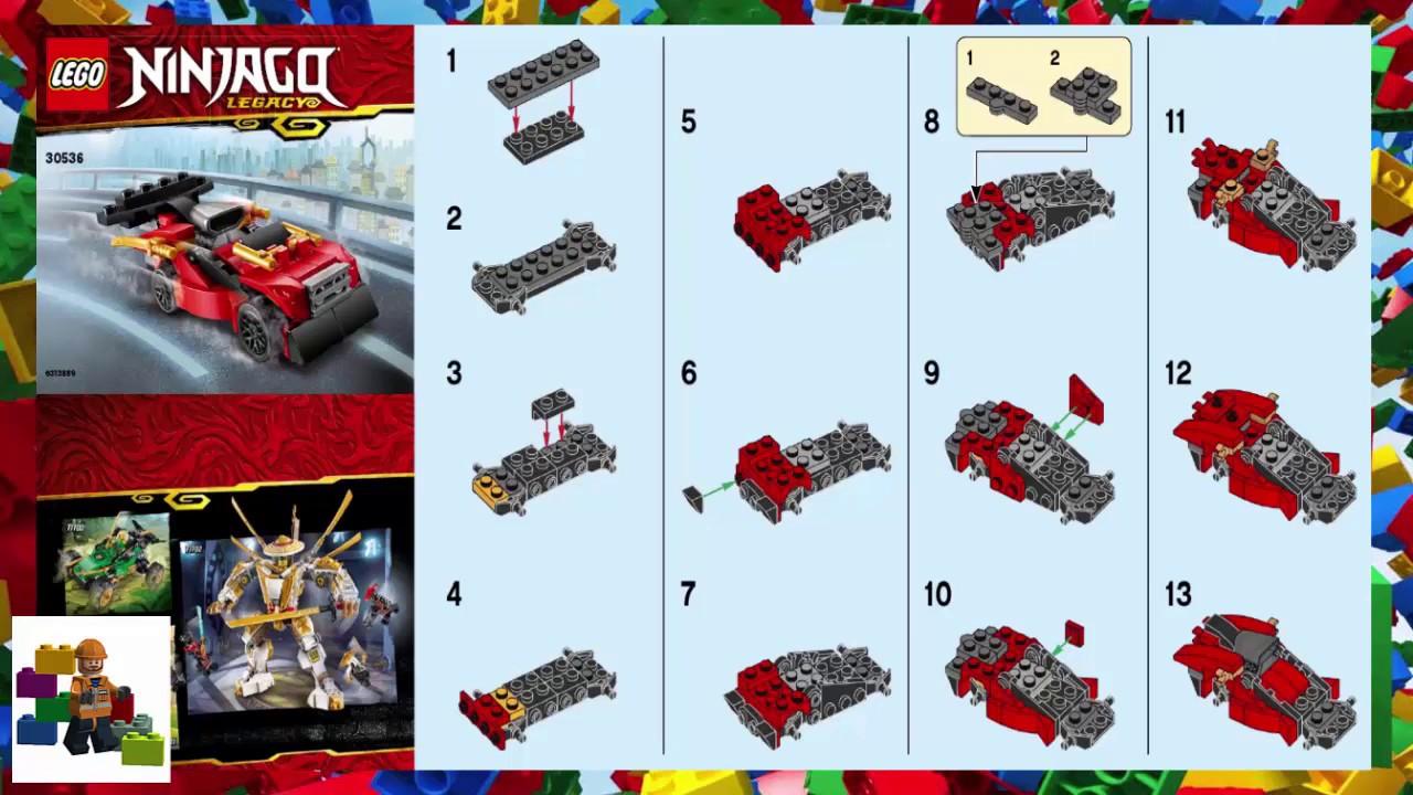 Lego Ninjago Legacyo 30533