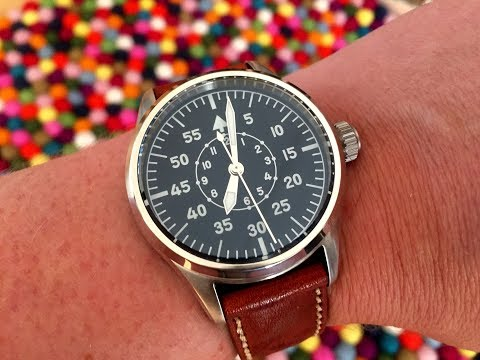 Geckota K1 L03 Affordable Automatic Flieger Watch Review