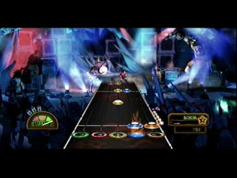 Godzilla 100% FC- Guitar hero Smash hits