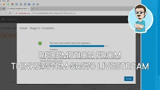 VMware | Install and Configure vCenter Server Appliance 6.7 | RAW Uncut Footage | Redemption!