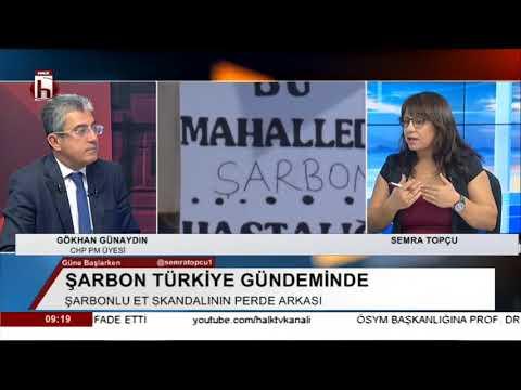 İşte Şarbon Konusunda Vahim Tablo / CHP PM Üyesi Gökhan Günaydın