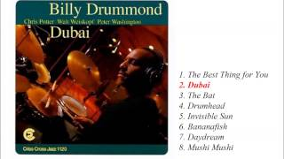 Billy Drummond Quartet Dubai