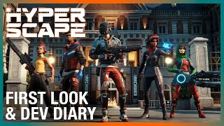 Hyper Scape: First Look & Dev Diary Trailer | Ubisoft [NA]